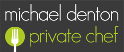 Michael Denton Private Chef logo