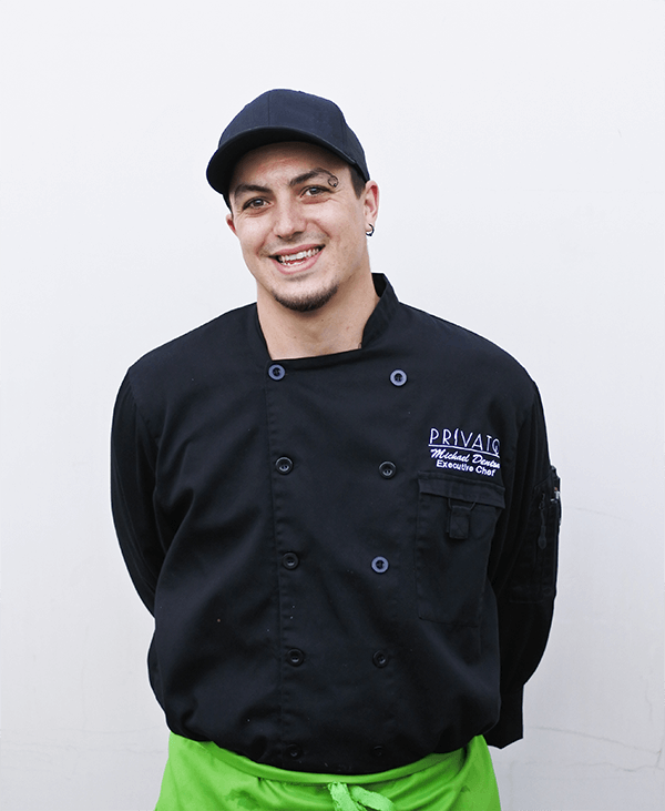 Photo of Michael Denton, private chef